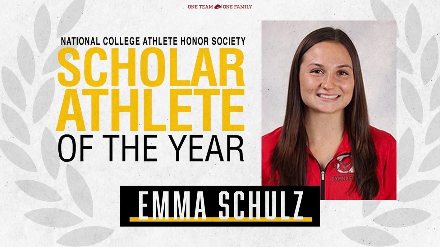 Photo of Emma Schulz - National College Athlete Honor Society Scholar Athlete of the Year